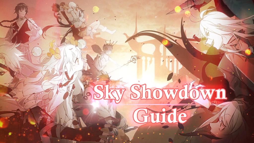 Sky Showdown Guide